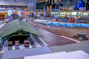 They even have a miniature version of Tri-Rail!